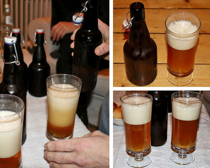 #Craft #Beer #Bremen Möckernbräu Bild 6: Bierprobe - nach etwa 6 Wochen ist es perfekt