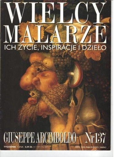Wielcy malarze Giuseppe Arcimboldo  nr 137