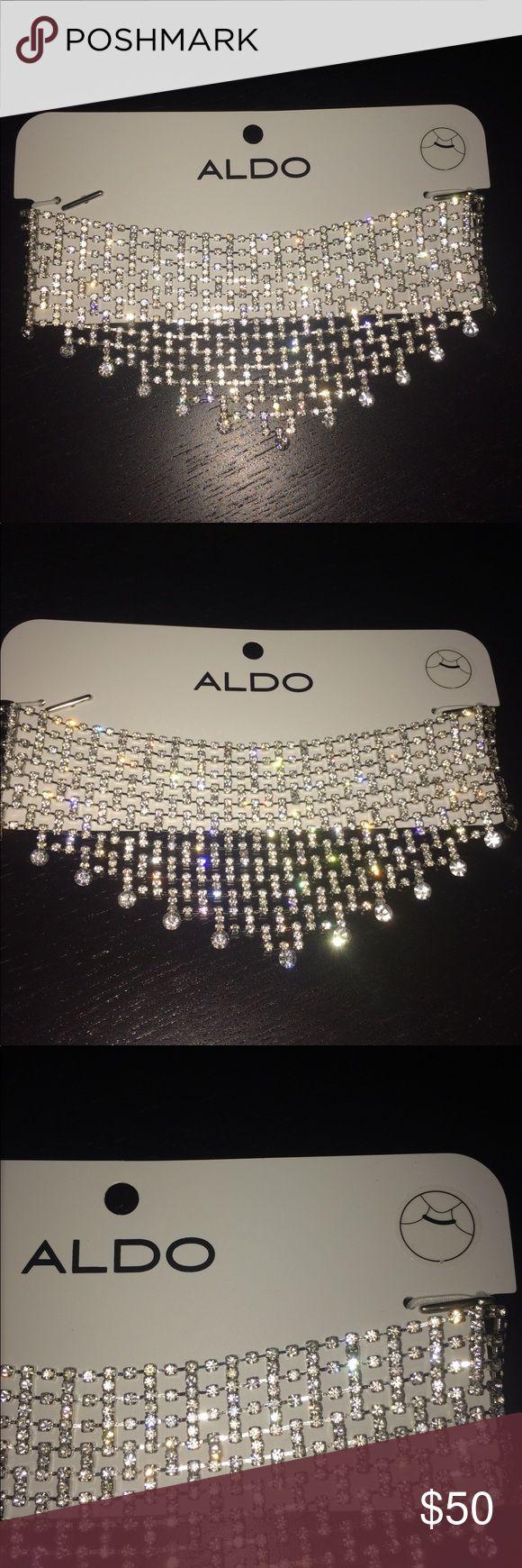 Aldo diamond choker Brand new diamond Aldo choker Aldo Jewelry Necklaces