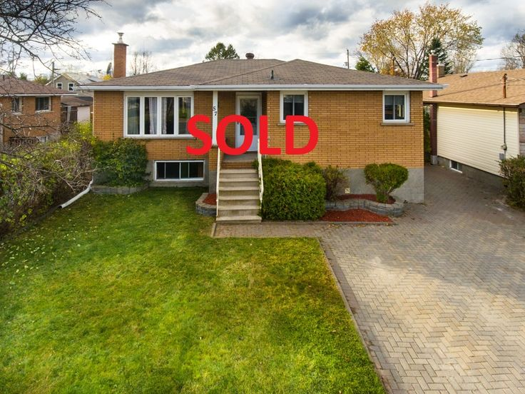 We SOLD 57 Gerald St! Thinking of selling your Sudbury home? Call 705-470-3444 or visit www.SudburyHomeSearch.ca/home-evaluation.php for your Free Home Evaluation today!