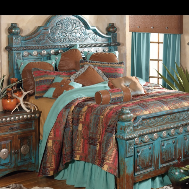 Native American Home Decor: 37 Best Native American-Cherokee Master Bedroom♑ Images On