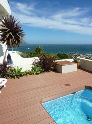 Build an Eva-tech #deck by the ocean! #Stunning view http://www.eva-tech.com/en/