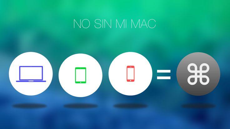 Todo sobre los dispositivos Apple en No sin mi mac