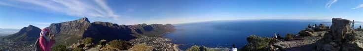 View from Lions Head, Cape Town