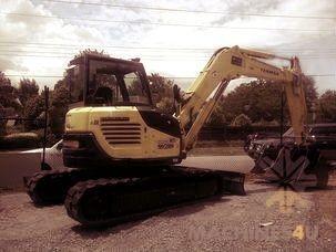 Yanmar Excavators ViO Series