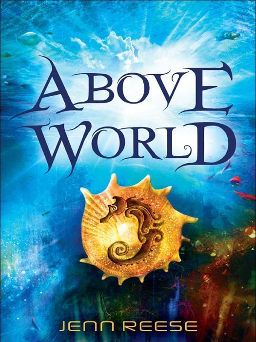 2012 Jenn Reese - Above World [Candlewick Press 9780763654177] illustrator: Alexander Jansson #bookcover
