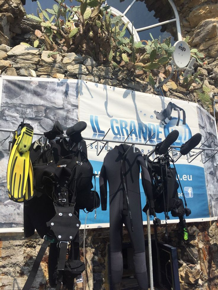 Il Grande Blu Diving Center (Santa Margherita Ligure, Italy): Top Tips Before You Go - TripAdvisor