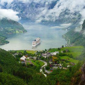 Noorwegen!