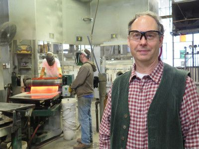 """Amid regulatory crackdown on Northwest glass makers, Eric Lovell transfers the business to California-based Oceanside GlassTile. """"What does it mean to pack up this place, which has been the work of your life?"""" """"There have been a lot of stages of sorrow. I've spent my whole life creating things — product or machines or tools or jigs. It's the opposite to be disassembling them. But for all of us, it's death by a thousand cuts. Every little disconnect is one thing that is going away..."""""""