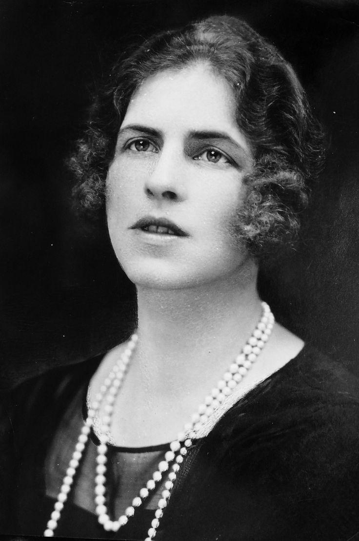 Princess Helen of Greece & Denmark, circa 1935