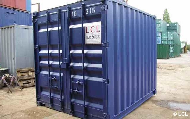 Temporary Affordable Flexible Secure Storage Containers For Hire