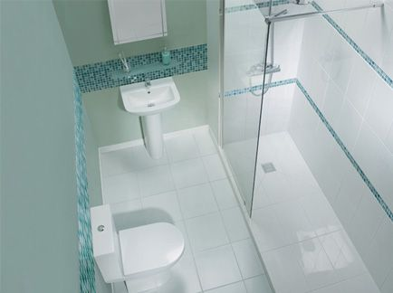 small Space Wet Room