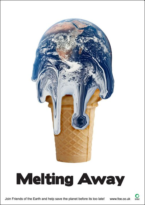 30 creative global warming best poster design inspiration - Poster Designs Ideas