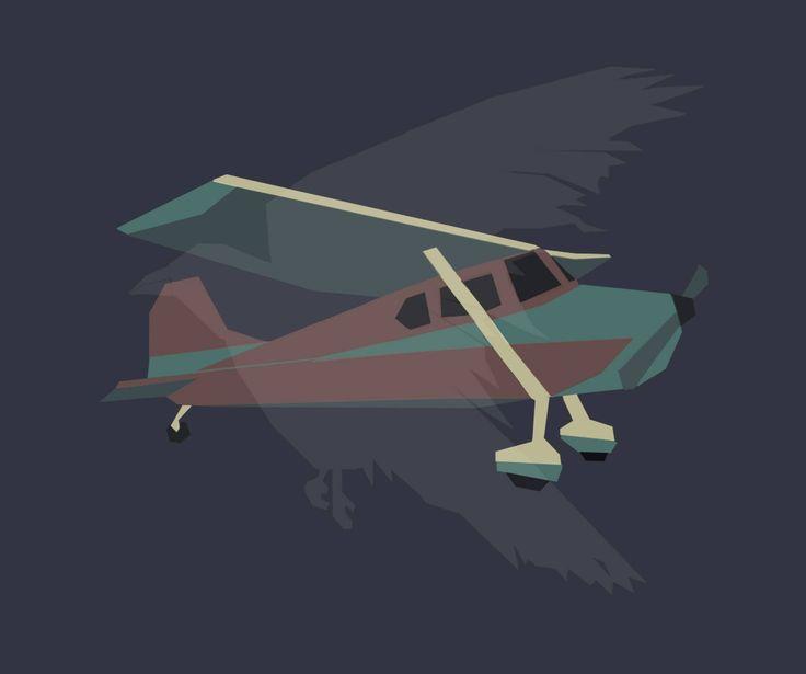 Plane made by Loren Crawford