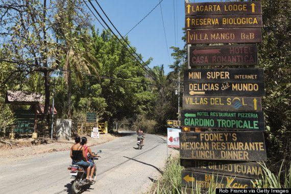 THE ZEN SURF TOWN: Nosara, Costa Rica