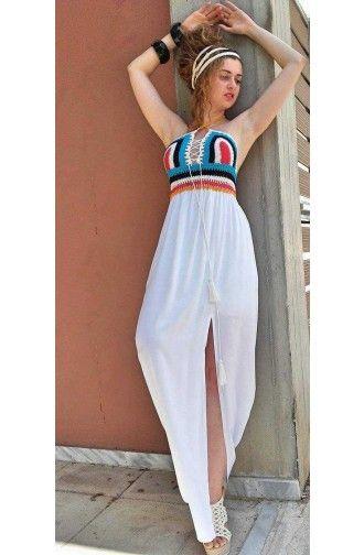 """Γυναικείο Φόρεμα Maxi """"Treedax"""""""