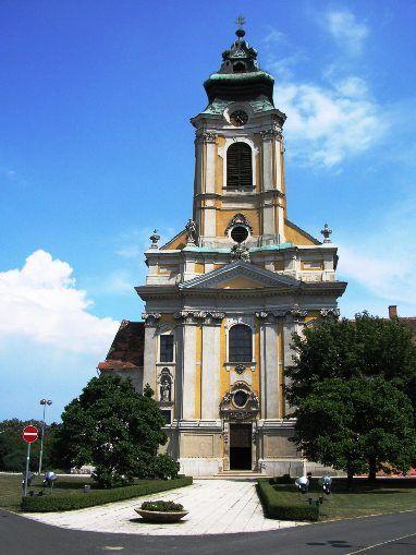 Szentgotthárd Ciszterci templom