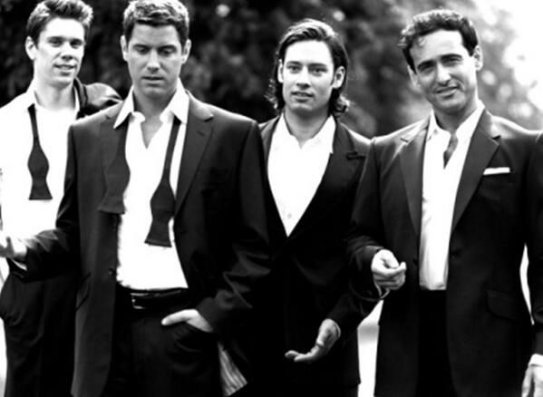 17 best images about il divo on pinterest wicked game for El divo youtube