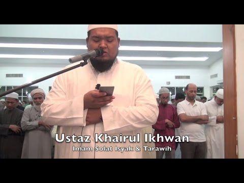 Imam using mobile phone while leading prayers? - Ustaz Khairul Ikhwan Al...