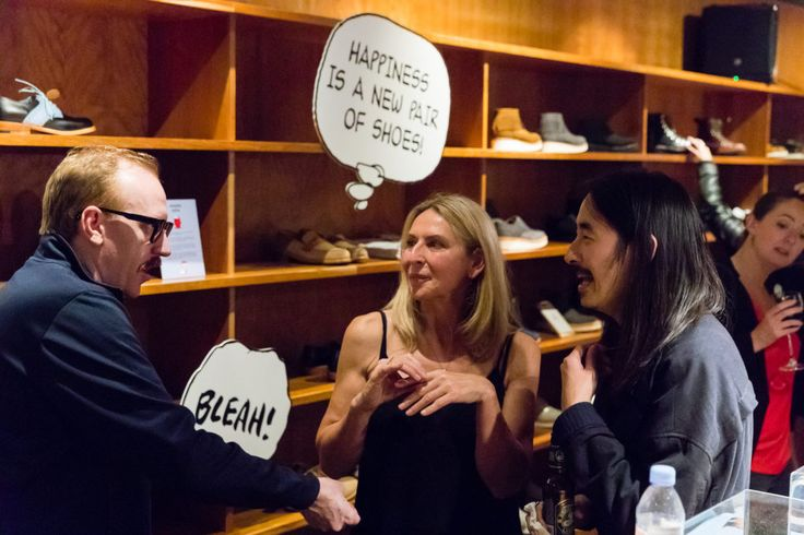 Grenson x TSPTR // The 'Peanuts' Collection Launch Party