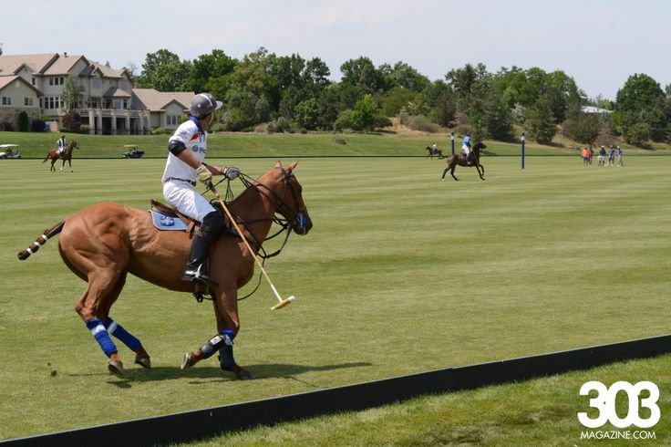 Schomp BMW Denver Polo Classic: Anthony Mirenda on the Players, Fashion and Food