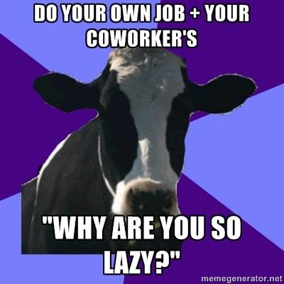 Lazy Worker Meme