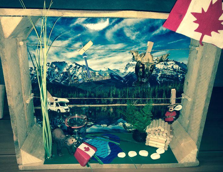 Hochzeitsgeschenk Idee Kanada