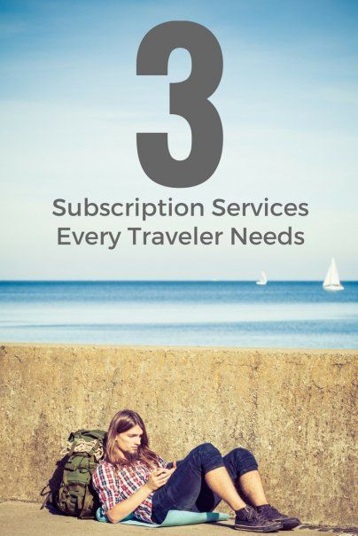 3 Subscription Services Every Traveler Needs | Best Travel Hacks | Top Travel Tips | Netflix | Spotify | Amazon | Expert Advice For Long Term Travel
