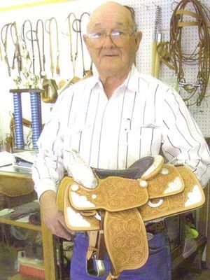 """The long history of Billy Cook saddles is unparalleled , Billy Cook saddlery have been proven to be long lasting and durable thru the years. More about Bill Cook saddlery history click here The big debate: Greenville , Texas or Sulphur, Oklahoma Question: Which is the """" Real """" Billy Cook Saddle Answer: Both More info here...."""