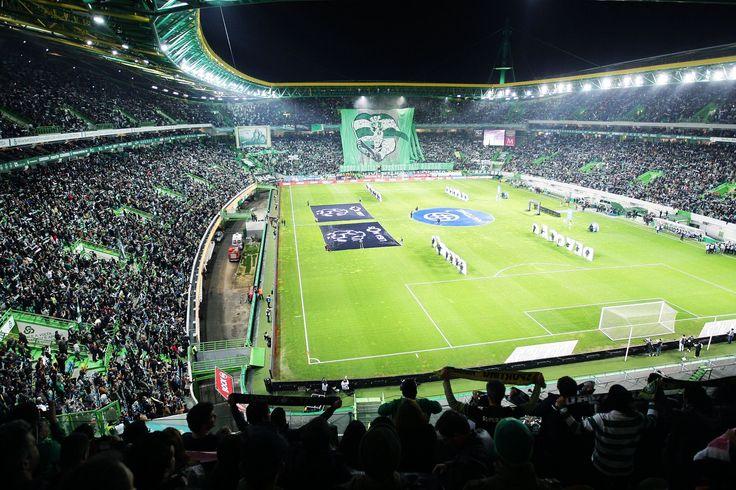 Estádio José Alvalade 2016