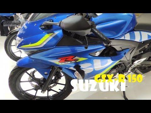 Suzuki GSX R 150 caracteristicas y vs YAMAHA R15