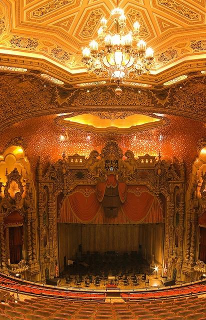 Columbus, Ohio: Ohio Theater by asbalyan (can call me Ballu), via Flickr