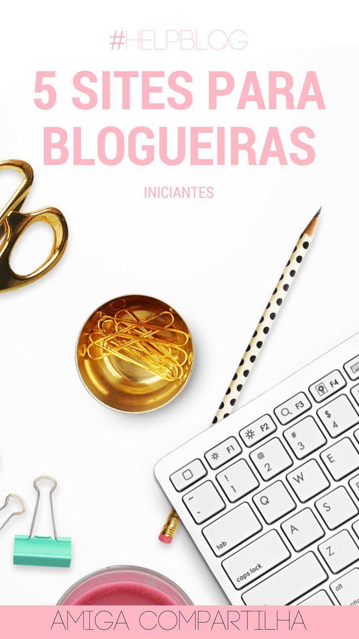 #HELPBLOG com 5 sites essenciais para blogueiras e influenciadores digitais.