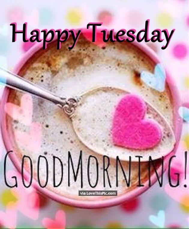Tuesday Thinking