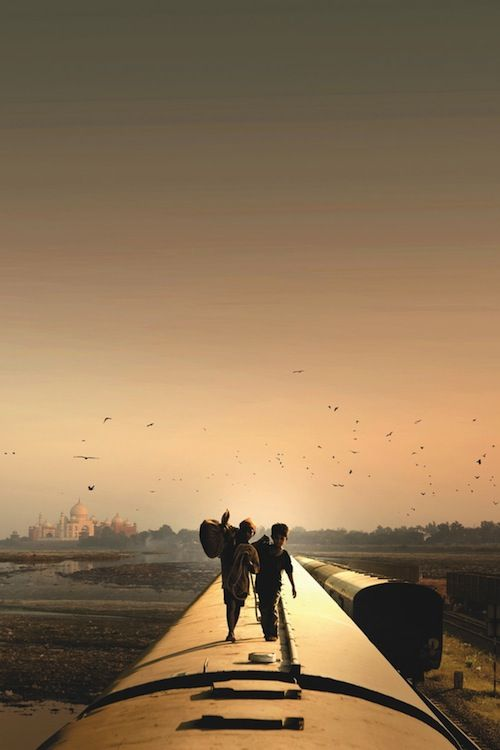 jaimejustelaphoto: Slumdog Millionaire. The most powerful love story I have ever seen on film. So many tears.