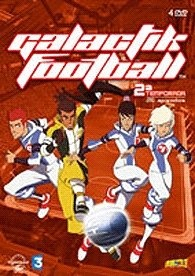 Galactik Football – Season Two – 4-DVD Box Set « MyStoreHome.com – Stay At Home and Shop