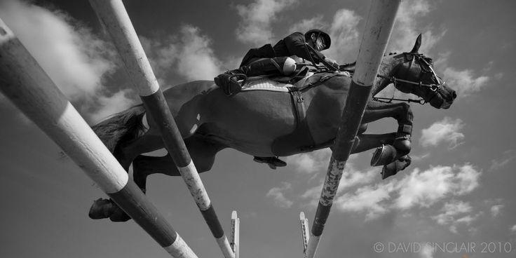 Photographer David Sinclair. Great perspective.