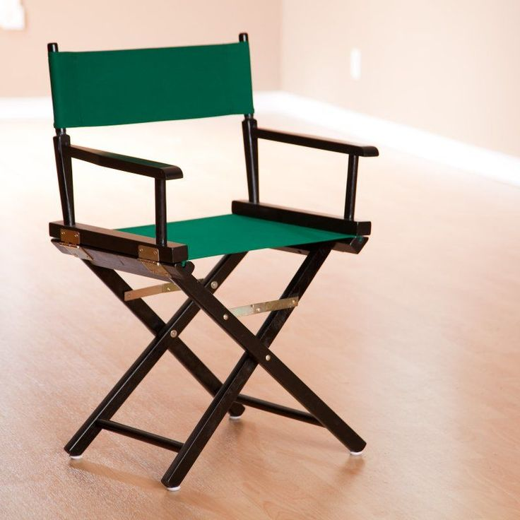 42 best DIRECTORS CHAIRS images on Pinterest At home Pop up and