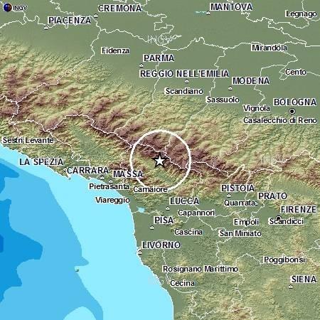 Terremoto Garfagnana, l'Italia bombordata da una tempesta crostale