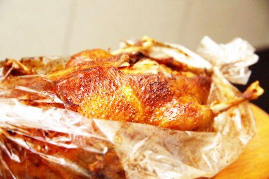 Утка в рукаве - 3 Рецепта утки в рукаве - Как правильно готовить утку в