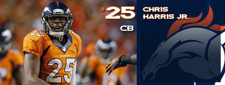 Denver Broncos: Chris Harris Jr.