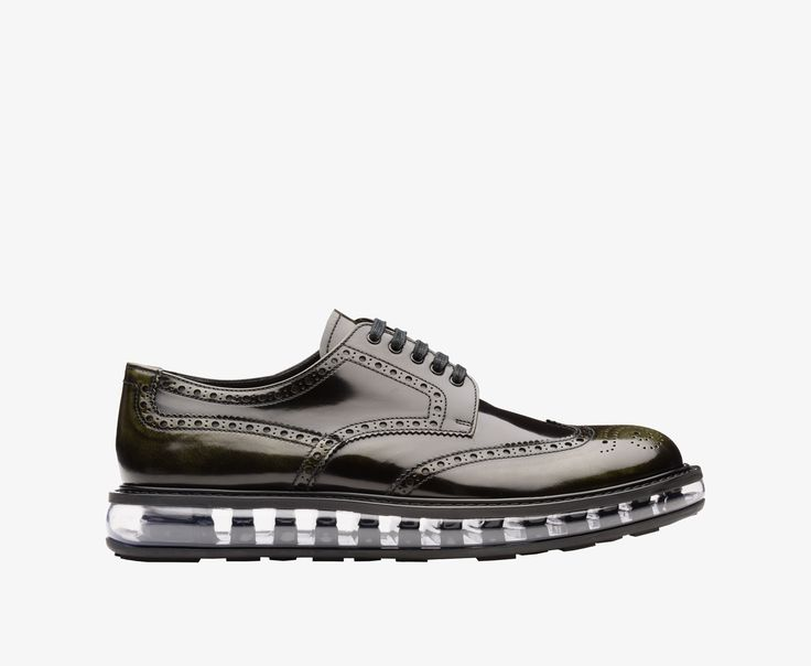 2EE098_P39_F0161 lace-up - Footwear - Man - eStore   Prada.com