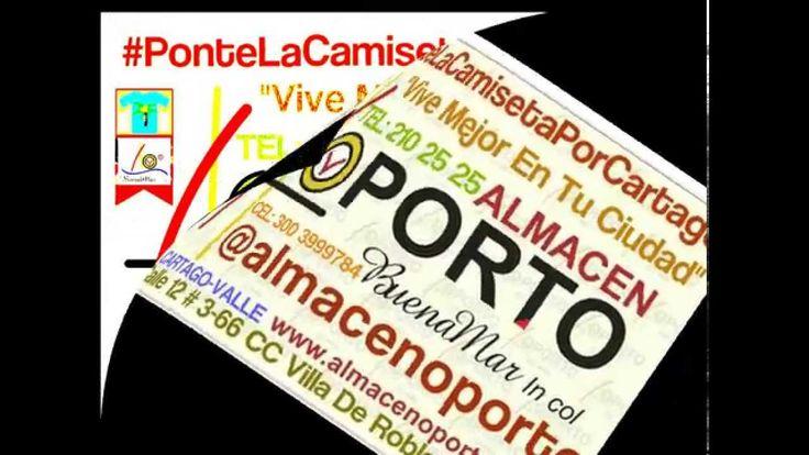 Cartago, Ponte La Camiseta Por Cartago Almacén Oporto