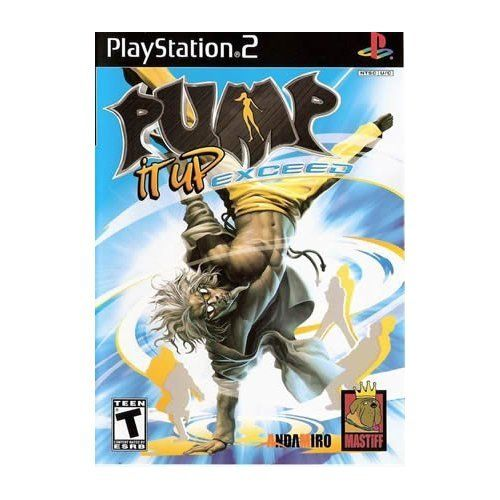 PS2 Pump It Up Exceed Andamiro PS2 Pump It Up Exceed - An...