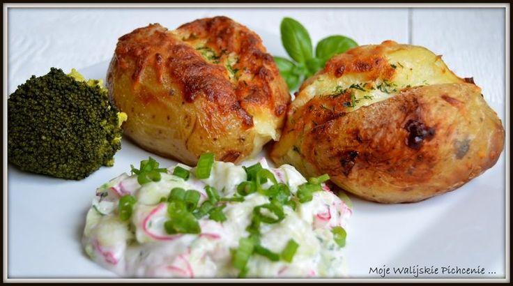 Zapiekane ziemniaki