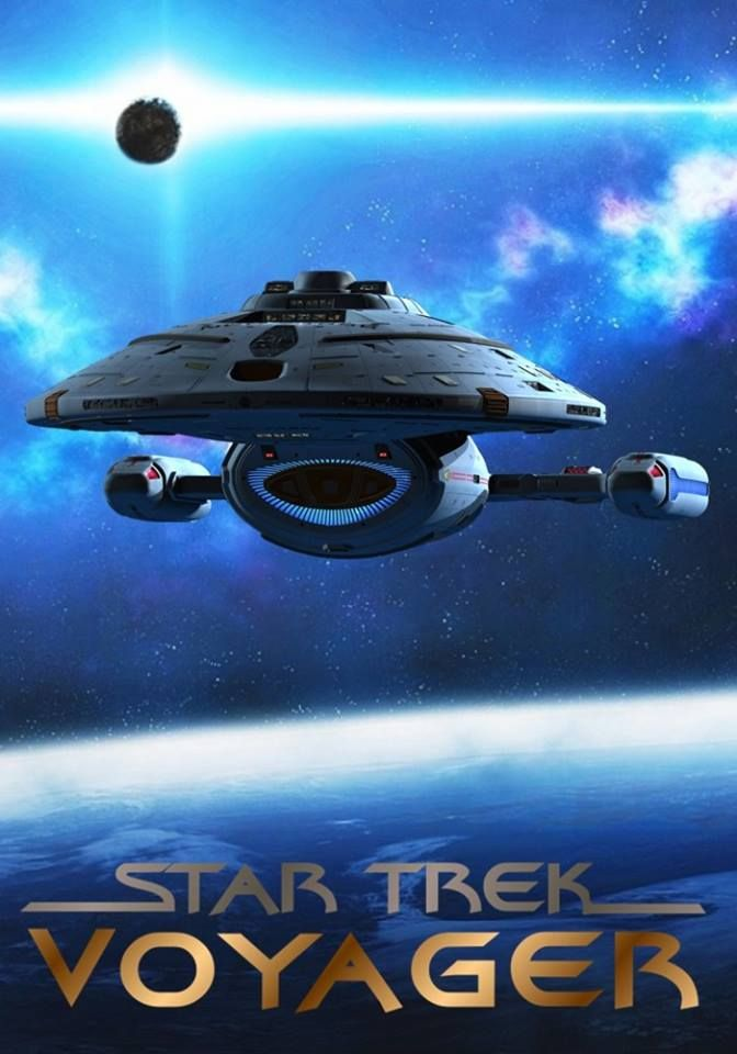 .Star Trek Voyager. They should have stayed lost in the Delta Quadrant for another five more seasons with new cast of characters.