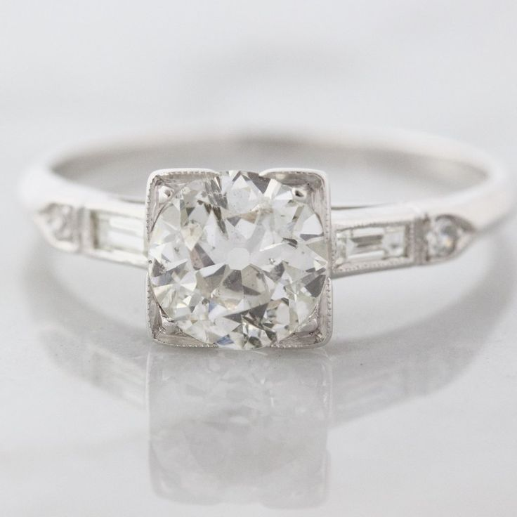 184 best diamond band engagement rings images on Pinterest