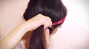 Dit is de PERFECTE manier om krullen in je haar te maken zonder gebruik van een krultang! Zorg voor de perfecte krul!