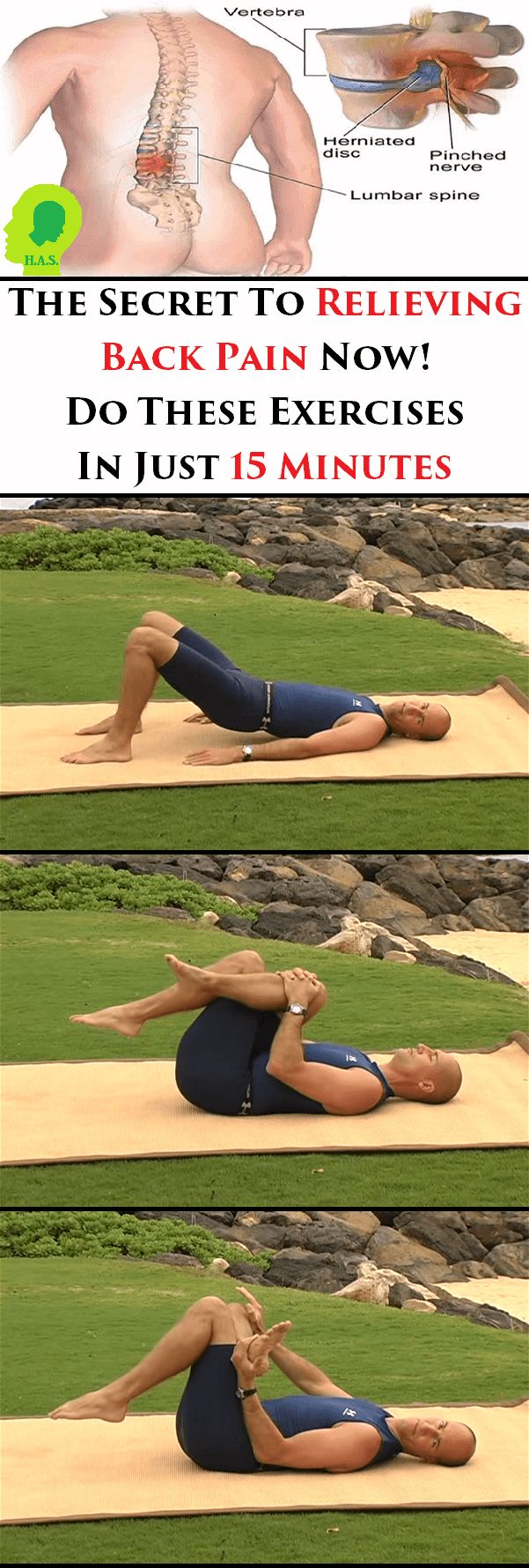 Lower back pain is one of the most common health problem nowadays.
