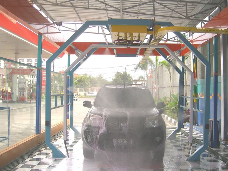 Express Car Wash by MACSAUTO